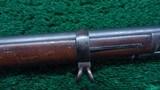 MODEL 1884 SPRINGFIELD TRAPDOOR RIFLE - 12 of 20