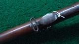 MODEL 1884 SPRINGFIELD TRAPDOOR RIFLE - 10 of 20