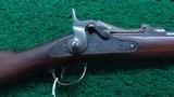SPRINGFIELD MODEL 1884 TRAPDOOR SADDLE RING CARBINE