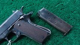 RARE COLT 1911 FROM ARGENTINE 1941 NAVY CONTRACT with the Swartz Safety device - 21 of 21