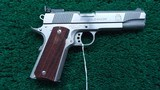 SPRINGFIELD ARMORY TROPHY MATCH CAL 45 PISTOL