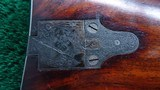 CASED PAIR OF J. MANTON SMALL PERCUSSION RIFLES - 17 of 23