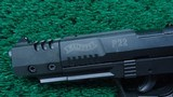 WALTHER P22 TARGET PISTOL IN 22 LR CALIBER - 8 of 15