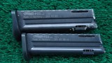 WALTHER P22 TARGET PISTOL IN 22 LR CALIBER - 13 of 15