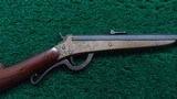 REMINGTON BEALS SINGLE SHOT RIFLE