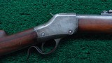 VERY RARE CALIBER WINCHESTER HIGH WALL MUSKET