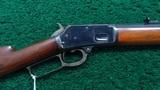 RARE MARLIN 1888 RIFLE IN CALIBER 38