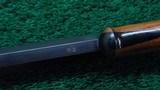 REMINGTON MODEL NO. 2 SPORTING RIFLE IN 32 RIMFIRE - 11 of 18