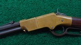 LATE PRODUCTION HENRY RIFLE - 2 of 19