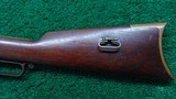 LATE PRODUCTION HENRY RIFLE - 15 of 19