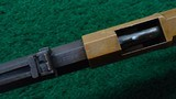 LATE PRODUCTION HENRY RIFLE - 6 of 19