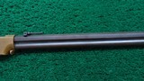 LATE PRODUCTION HENRY RIFLE - 5 of 19