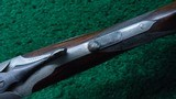 CASED J P SAUER DOUBLE RIFLE IN DESIRABLE CALIBER 9.3 X 72R - 9 of 24