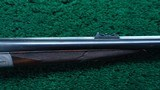 CASED J P SAUER DOUBLE RIFLE IN DESIRABLE CALIBER 9.3 X 72R - 5 of 24