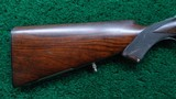 CASED J P SAUER DOUBLE RIFLE IN DESIRABLE CALIBER 9.3 X 72R - 20 of 24