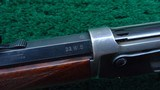 EXTREMELY SCARCE WINCHESTER MODEL 94 DELUXE RIFLE WITH SPECIAL ORDER SILVER TRIM - 6 of 16