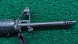 COLT PRE-BAN AR-15 A2 HBAR SPORTER SEMI-AUTOMATIC RIFLE - 7 of 19