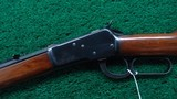 HIGH CONDITION WINCHESTER 92 RIFLE IN CALIBER 25-20 - 2 of 15