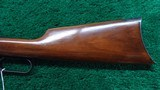 HIGH CONDITION WINCHESTER 92 RIFLE IN CALIBER 25-20 - 12 of 15
