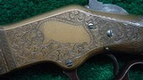EARLY NIMSCHKE ENGRAVED 1866 WINCHESTER SPORTING RIFLE - 7 of 21