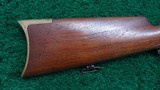 EARLY NIMSCHKE ENGRAVED 1866 WINCHESTER SPORTING RIFLE - 19 of 21