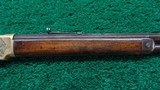 WINCHESTER 1866 ENGRAVED RIFLE - 5 of 18