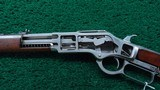 RARE WINCHESTER MODEL 1873 FACTORY CUTAWAY