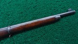 WINCHESTER MODEL 1885 LO-WALL WINDER MUSKET CALIBER 22 SHORT - 7 of 19