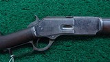 WINCHESTER MODEL 1876 RIFLE IN CALIBER 45-60