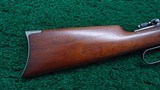 WINCHESTER MODEL 94 RIFLE IN CALIBER 25-35 - 14 of 16