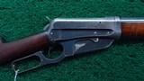 WINCHESTER MODEL 95 TAKEDOWN RIFLE IN CALIBER 35 WCF