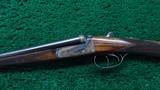 CASED CHURCHILL DOUBLE BARREL 410 SHOTGUN MODEL 25 - 2 of 22