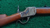 "RARE WINCHESTER HIGH WALL 34"" BARREL"