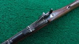 SPRINGFIELD MODEL 1884 TRAPDOOR RIFLE IN CALIBER 45-70 - 4 of 23