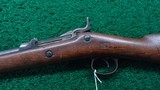 SPRINGFIELD MODEL 1884 TRAPDOOR RIFLE IN CALIBER 45-70 - 2 of 23
