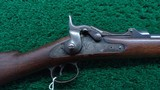 SPRINGFIELD MODEL 1884 TRAPDOOR RIFLE IN CALIBER 45-70 - 1 of 23