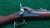 1884 SPRINGFIELD TRAPDOOR RIFLE IN CALIBER 45-70