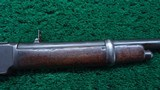 EXTREMELY RARE WINCHESTER 1873 15 INCH TRAPPER WITH A BUTTON MAG - 5 of 23