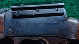 VERY RARE WINGO MARKED WINCHESTER LEVER ACTION 5MM - 8 of 17