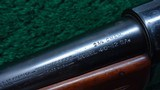 VERY RARE WINCHESTER NO. 40 DELUXE SKEET OUT OF THE ORIGINAL WINCHESTER COLLECTION - 6 of 19