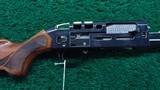 EXPERIMENTAL WINCHESTER MODEL 1400 SHOTGUN CUTAWAY