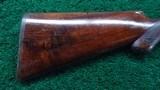 LEFEVER G GRADE DOUBLE BARREL 12 GAUGE SHOTGUN - 16 of 18