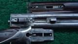 LEFEVER G GRADE DOUBLE BARREL 12 GAUGE SHOTGUN - 14 of 18
