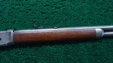 WINCHESTER FIRST MODEL 1894 RIFLE IN CALIBER 38-55 - 5 of 17