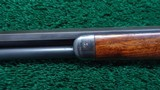 WINCHESTER FIRST MODEL 1894 RIFLE IN CALIBER 38-55 - 14 of 20