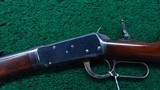 FINE WINCHESTER MODEL 1894 FIRST MODEL TAKEDOWN RIFLE IN CALIBER 38-55 - 2 of 21