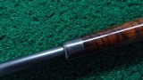 FINE WINCHESTER MODEL 1894 FIRST MODEL TAKEDOWN RIFLE IN CALIBER 38-55 - 8 of 21