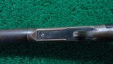 WINCHESTER FIRST MODEL 1894 RIFLE IN CALIBER 38-55 - 11 of 17