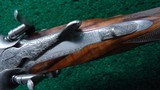BEAUTIFUL SIDE LOCK DOUBLE BARREL HAMMER SHOTGUN BY ARMI F.LLI POLI - 11 of 25