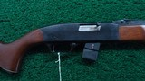 WINCHESTER MODEL 290 SERIAL NUMBER 2